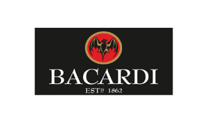 ImpressiveVoices Voice Over Agency Bacardi Logo