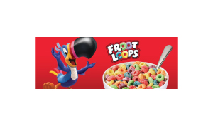ImpressiveVoices Voice Over Agency Froot Loops Logo