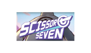 ImpressiveVoices Voice Over Agency Scissor Seven Logo