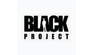 ImpressiveVoices Voice Over Agency Black Logo